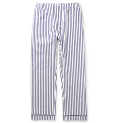 Sleepy Jones Marcel Striped Cotton Pyjama Trousers