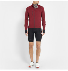 Cafe du Cycliste Yolande Zipped Winter Cycling Jersey