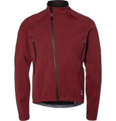 Cafe du Cycliste Regine Zipped Waterproof Cycling Jersey