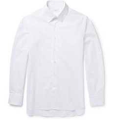 Ovadia & Sons Midwood Neon-Slubbed Cotton Shirt