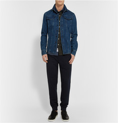 Ovadia & Sons Midwood Printed Cotton-Poplin Shirt