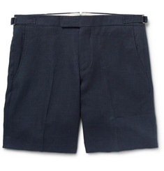 Ovadia & Sons Pierre Linen Shorts