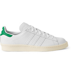 adidas Originals + NIGO Campus 80s Leather Low-Top Sneakers