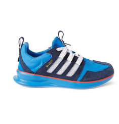 adidas Originals SL Loop Runner Suede and Mesh Sneakers