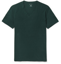 Club Monaco Cotton-Melange T-Shirt