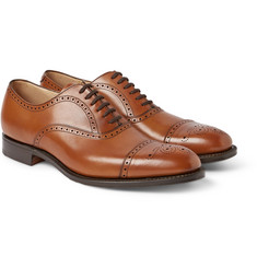 Church's - Toronto Cap-Toe Leather Oxford Brogues