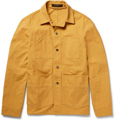 Freemans Sporting Club Chore Cotton-Canvas Jacket