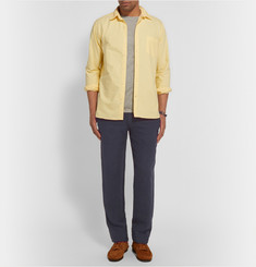 Freemans Sporting Club Winchester Slim-Fit Linen Chinos