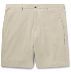 Theory Zaine Cotton Chino Shorts