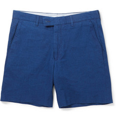 Hentsch Man Woven-Cotton Shorts
