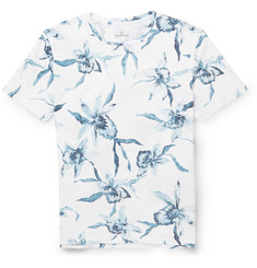 Hentsch Man Floral-Print Cotton T-Shirt