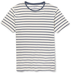 Hentsch Man Striped Cotton T-Shirt