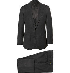 Thom Sweeney Grey Mount Slim-Fit Wool Suit