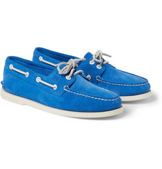 Sperry Top-Sider - Suede Boat Shoes
