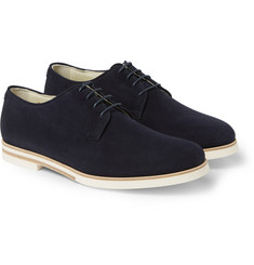 Mr. Hare Bux Suede Derby Shoes