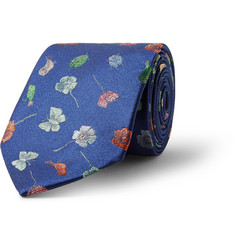 Richard James Silk-Jacquard Tie