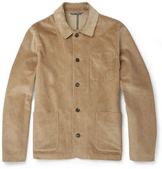 Richard James Cotton-Corduroy Jacket