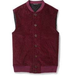 Richard James Corduroy Gilet
