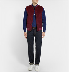 Richard James Slim-Fit Corduroy Shirt