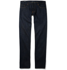 Richard James Once Washed Straight-Fit Selvedge Denim Jeans