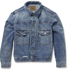 Levi's Vintage Clothing 1953 Type II Denim Jacket
