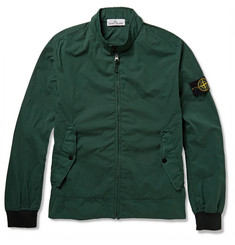 Stone Island Lightweight Brushed-Shell Jacket