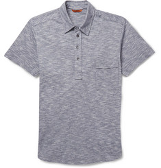 Barena Cotton-Jersey Polo Shirt