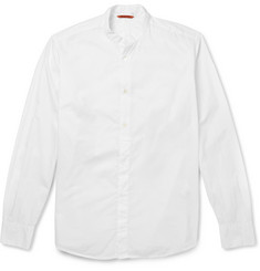 Barena Slim-Fit Cotton Grandad Shirt