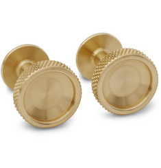 Alice Made This Matthew Brass Cufflinks