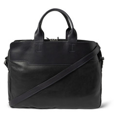 Bill Amberg Explorer Leather Briefcase