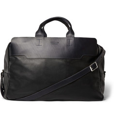 Bill Amberg Explorer 24-Hour Leather Holdall