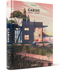 Taschen Cabins by Philip Jodidio Hardcover Book