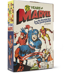Taschen 75 Years of Marvel Comics: From The Golden Age To The Silver Screen