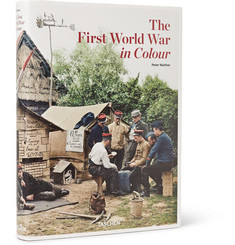 Taschen The First World War in Colour Hardcover Book