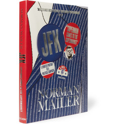 Taschen JFK Superman Comes To The Market Hardcover Book