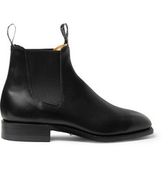 R.M. Williams Leather Chelsea Boots