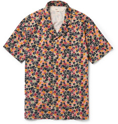 Folk Printed Cotton Shirt