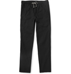 Folk Cotton Trousers