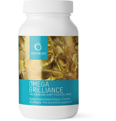 Bodyism - Omega Brilliance Supplement, 60 Capsules