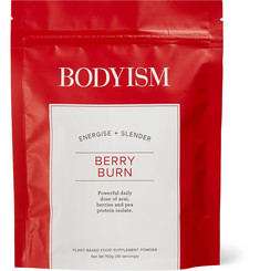 Bodyism's Clean and Lean - Berry Burn Pre-Training Supplement, 150g