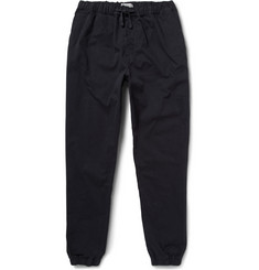 NN.07 Stretch-Cotton Canvas Trousers
