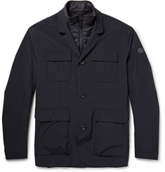NN.07 Evan Convertible Shell Jacket