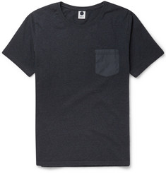NN.07 Contrast-Pocket Cotton-Jersey T-Shirt