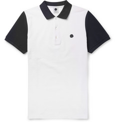 NN.07 Pima Cotton-Piqué Polo Shirt