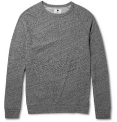 NN.07 Alex Marled-Cotton Sweater