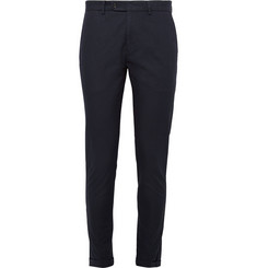 NN.07 Stretch Cotton-Jacquard Suit Trousers