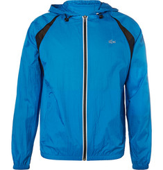 Lacoste Tennis Lightweight Hooded Jacket