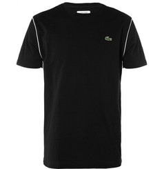 Lacoste Tennis Ultra-Light Cotton-Jersey T-Shirt
