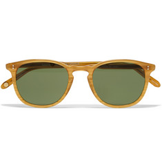 Garrett Leight California Optical Kinney Acetate Sunglasses