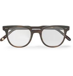 Garrett Leight California Optical Angelus Acetate D-Frame Optical Glasses